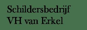 Schildersbedrijf VH van Erkel